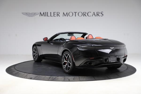 Used 2019 Aston Martin DB11 Volante for sale $209,990 at Alfa Romeo of Greenwich in Greenwich CT 06830 4