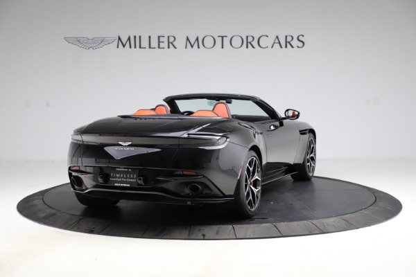 Used 2019 Aston Martin DB11 Volante Volante for sale $204,900 at Alfa Romeo of Greenwich in Greenwich CT 06830 6