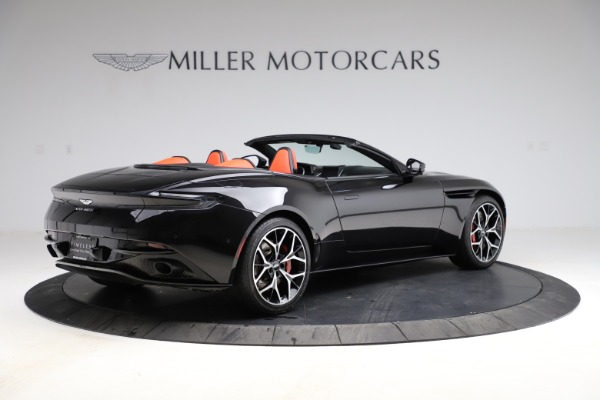 Used 2019 Aston Martin DB11 Volante Volante for sale $204,900 at Alfa Romeo of Greenwich in Greenwich CT 06830 7