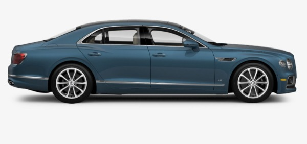 New 2021 Bentley Flying Spur V8 for sale $226,725 at Alfa Romeo of Greenwich in Greenwich CT 06830 2