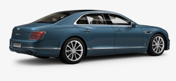 New 2021 Bentley Flying Spur V8 for sale $226,725 at Alfa Romeo of Greenwich in Greenwich CT 06830 3