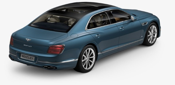 New 2021 Bentley Flying Spur V8 for sale $226,725 at Alfa Romeo of Greenwich in Greenwich CT 06830 4