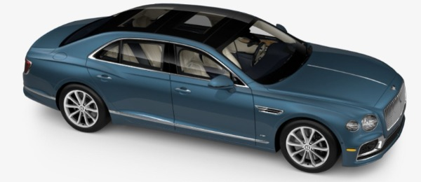 New 2021 Bentley Flying Spur V8 for sale $226,725 at Alfa Romeo of Greenwich in Greenwich CT 06830 5