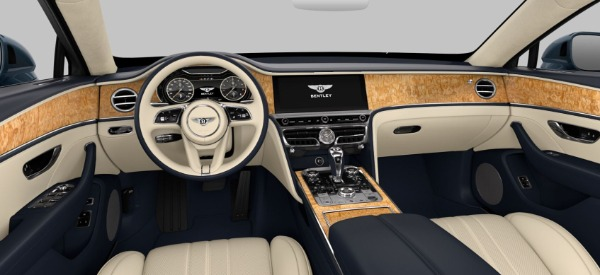 New 2021 Bentley Flying Spur V8 for sale $226,725 at Alfa Romeo of Greenwich in Greenwich CT 06830 6