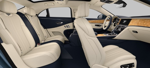 New 2021 Bentley Flying Spur V8 for sale $226,725 at Alfa Romeo of Greenwich in Greenwich CT 06830 9