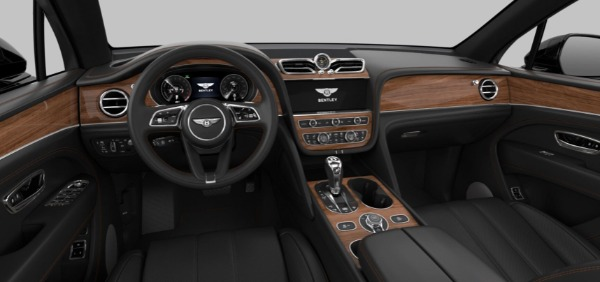 New 2021 Bentley Bentayga Hybrid V6 for sale $204,055 at Alfa Romeo of Greenwich in Greenwich CT 06830 10