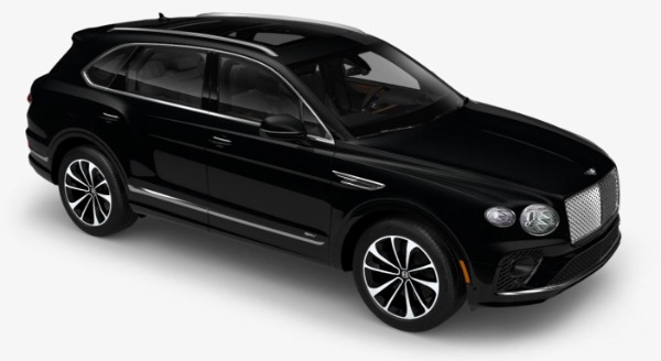 New 2021 Bentley Bentayga Hybrid V6 for sale $204,055 at Alfa Romeo of Greenwich in Greenwich CT 06830 2