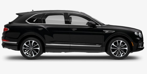 New 2021 Bentley Bentayga Hybrid V6 for sale $204,055 at Alfa Romeo of Greenwich in Greenwich CT 06830 3