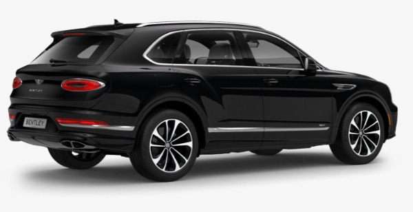 New 2021 Bentley Bentayga Hybrid V6 for sale $204,055 at Alfa Romeo of Greenwich in Greenwich CT 06830 5