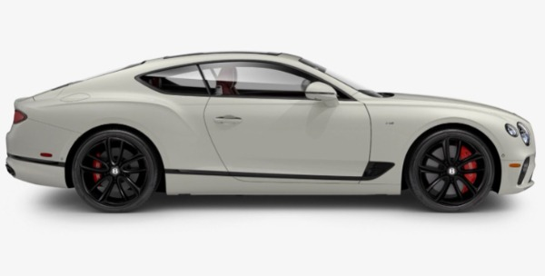 New 2021 Bentley Continental GT V8 for sale $270,170 at Alfa Romeo of Greenwich in Greenwich CT 06830 2