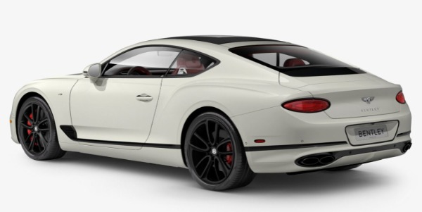 New 2021 Bentley Continental GT V8 for sale $270,170 at Alfa Romeo of Greenwich in Greenwich CT 06830 3