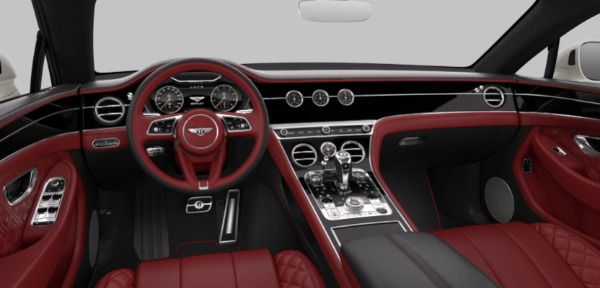 New 2021 Bentley Continental GT V8 for sale $270,170 at Alfa Romeo of Greenwich in Greenwich CT 06830 6