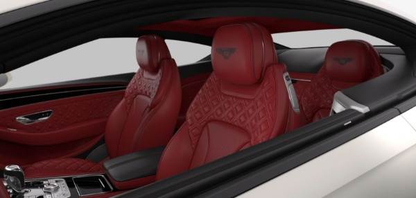 New 2021 Bentley Continental GT V8 for sale $270,170 at Alfa Romeo of Greenwich in Greenwich CT 06830 7