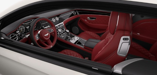 New 2021 Bentley Continental GT V8 for sale $270,170 at Alfa Romeo of Greenwich in Greenwich CT 06830 8