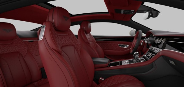New 2021 Bentley Continental GT V8 for sale $270,170 at Alfa Romeo of Greenwich in Greenwich CT 06830 9