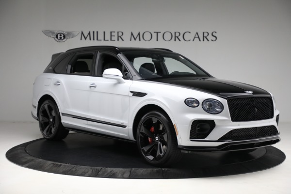 New 2021 Bentley Bentayga V8 First Edition for sale Sold at Alfa Romeo of Greenwich in Greenwich CT 06830 10