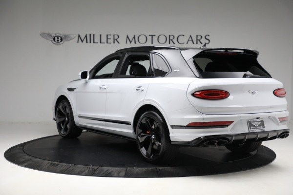 New 2021 Bentley Bentayga V8 First Edition for sale Call for price at Alfa Romeo of Greenwich in Greenwich CT 06830 4