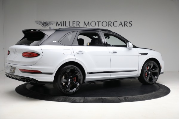 New 2021 Bentley Bentayga V8 First Edition for sale Call for price at Alfa Romeo of Greenwich in Greenwich CT 06830 7