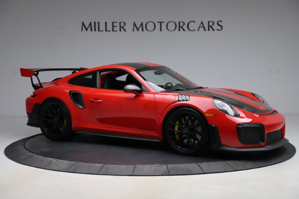 Used 2018 Porsche 911 GT2 RS for sale $325,900 at Alfa Romeo of Greenwich in Greenwich CT 06830 10