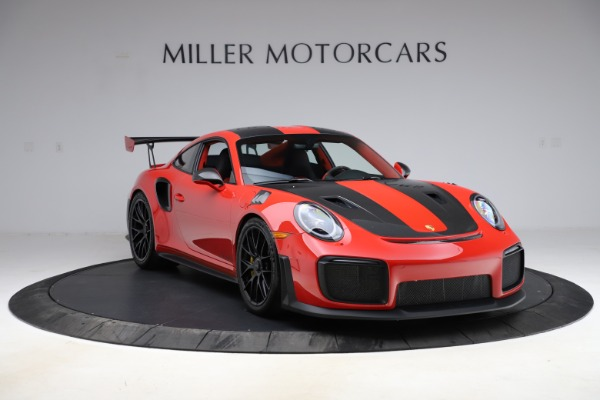 Used 2018 Porsche 911 GT2 RS for sale $325,900 at Alfa Romeo of Greenwich in Greenwich CT 06830 11