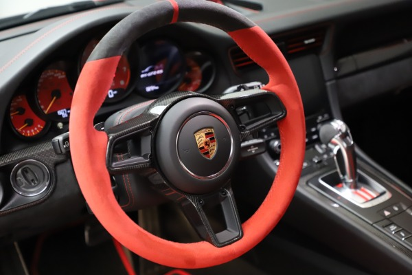 Used 2018 Porsche 911 GT2 RS for sale $325,900 at Alfa Romeo of Greenwich in Greenwich CT 06830 18