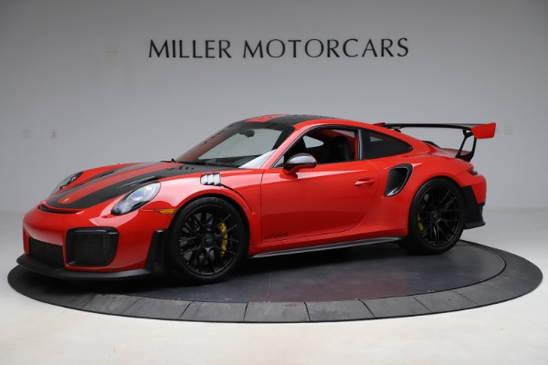 Used 2018 Porsche 911 GT2 RS for sale $325,900 at Alfa Romeo of Greenwich in Greenwich CT 06830 2