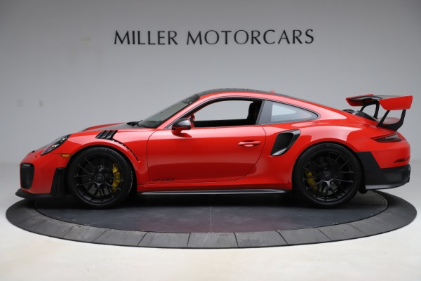 Used 2018 Porsche 911 GT2 RS for sale $325,900 at Alfa Romeo of Greenwich in Greenwich CT 06830 3