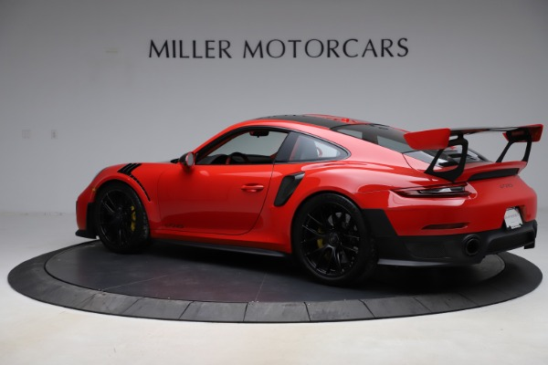 Used 2018 Porsche 911 GT2 RS for sale $325,900 at Alfa Romeo of Greenwich in Greenwich CT 06830 4