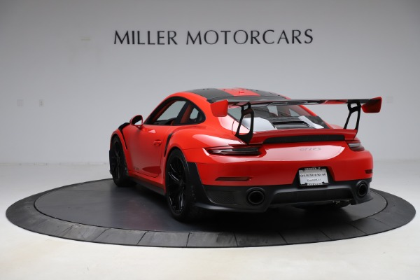 Used 2018 Porsche 911 GT2 RS for sale $325,900 at Alfa Romeo of Greenwich in Greenwich CT 06830 5