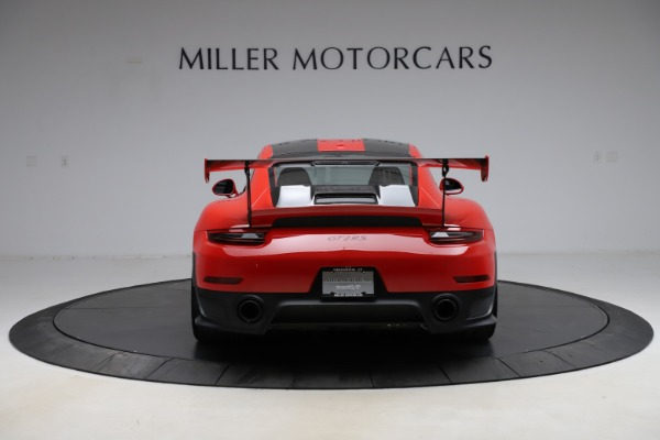 Used 2018 Porsche 911 GT2 RS for sale $325,900 at Alfa Romeo of Greenwich in Greenwich CT 06830 6