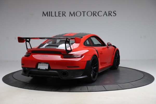 Used 2018 Porsche 911 GT2 RS for sale $325,900 at Alfa Romeo of Greenwich in Greenwich CT 06830 7