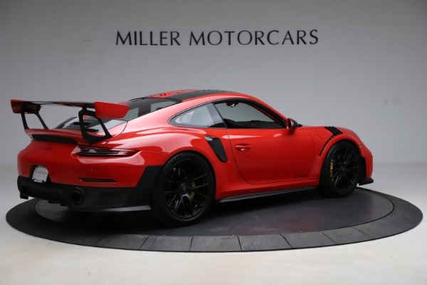 Used 2018 Porsche 911 GT2 RS for sale $325,900 at Alfa Romeo of Greenwich in Greenwich CT 06830 8
