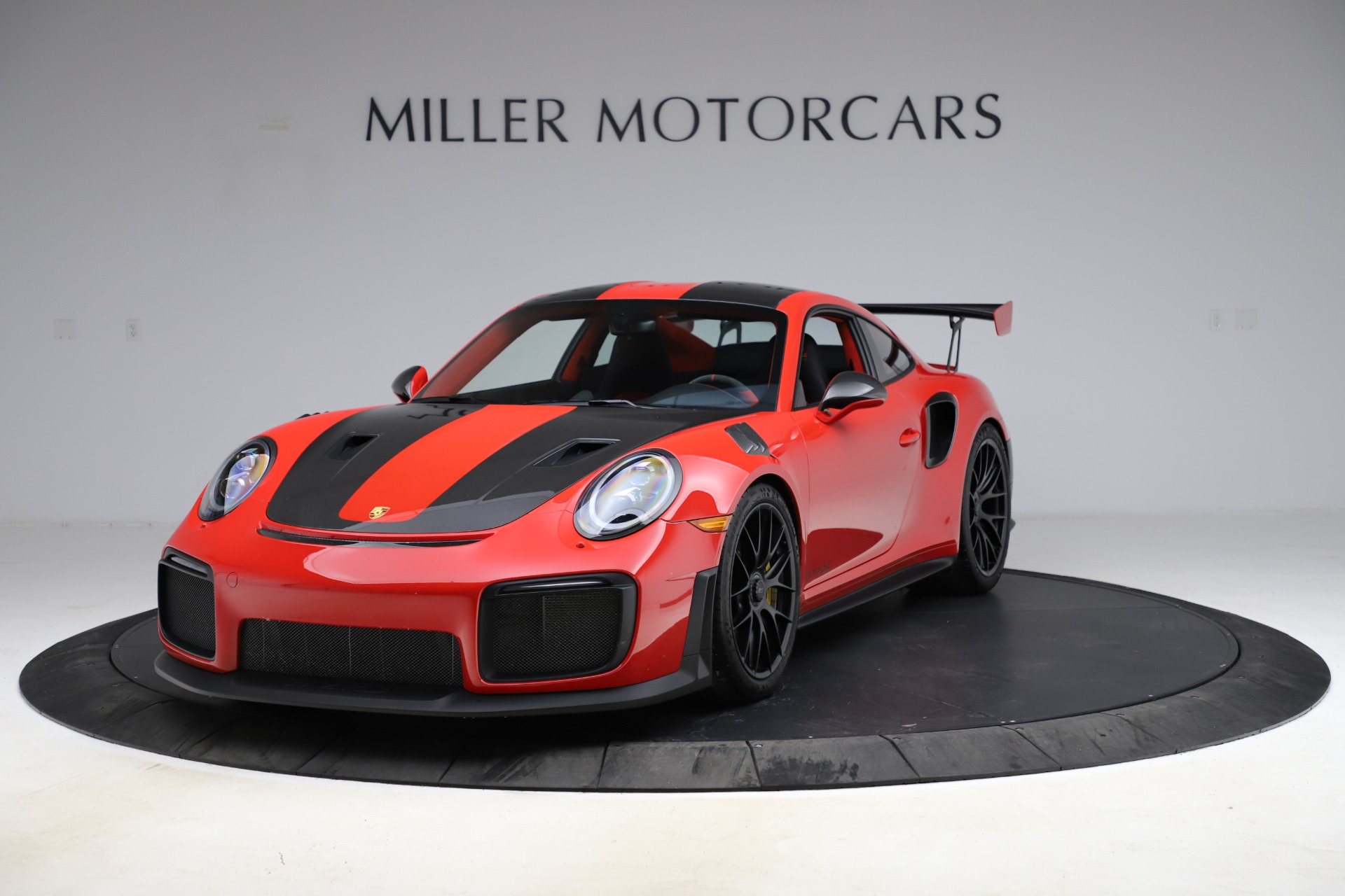 Used 2018 Porsche 911 GT2 RS for sale $325,900 at Alfa Romeo of Greenwich in Greenwich CT 06830 1