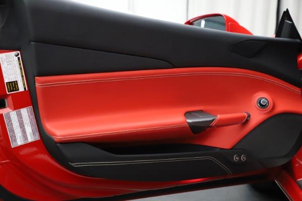 Used 2018 Ferrari 488 GTB for sale Sold at Alfa Romeo of Greenwich in Greenwich CT 06830 16