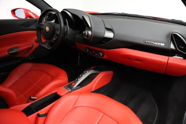 Used 2018 Ferrari 488 GTB for sale Sold at Alfa Romeo of Greenwich in Greenwich CT 06830 17