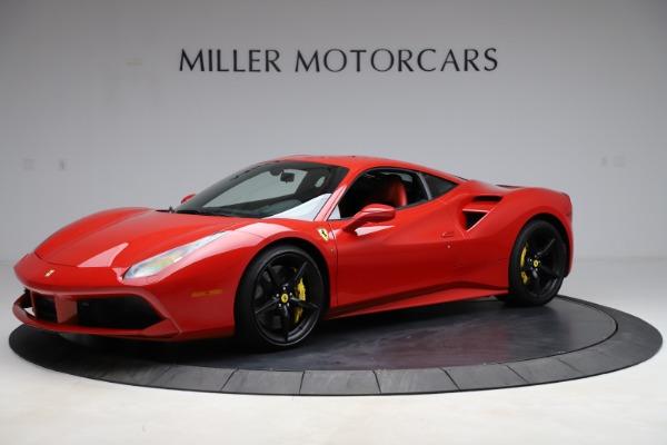 Used 2018 Ferrari 488 GTB for sale Sold at Alfa Romeo of Greenwich in Greenwich CT 06830 2