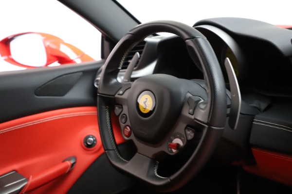Used 2018 Ferrari 488 GTB for sale Sold at Alfa Romeo of Greenwich in Greenwich CT 06830 24
