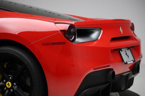 Used 2018 Ferrari 488 GTB for sale Sold at Alfa Romeo of Greenwich in Greenwich CT 06830 27