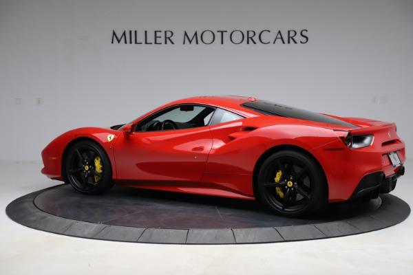 Used 2018 Ferrari 488 GTB for sale Sold at Alfa Romeo of Greenwich in Greenwich CT 06830 4