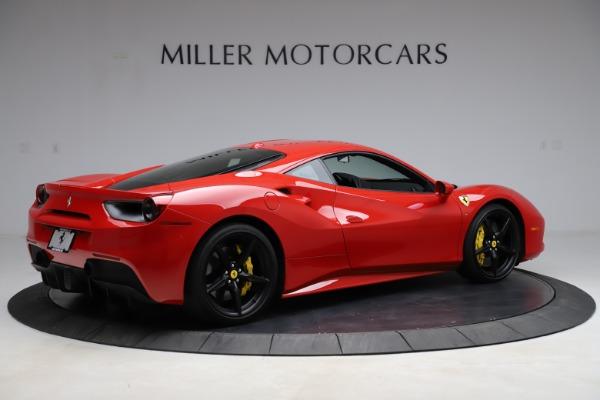 Used 2018 Ferrari 488 GTB for sale Sold at Alfa Romeo of Greenwich in Greenwich CT 06830 8