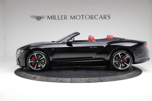 New 2021 Bentley Continental GT V8 for sale $263,905 at Alfa Romeo of Greenwich in Greenwich CT 06830 2