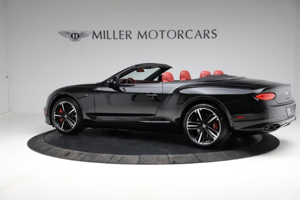 New 2021 Bentley Continental GT V8 for sale $263,905 at Alfa Romeo of Greenwich in Greenwich CT 06830 3