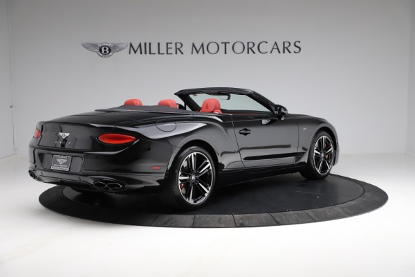 New 2021 Bentley Continental GT V8 for sale $263,905 at Alfa Romeo of Greenwich in Greenwich CT 06830 7