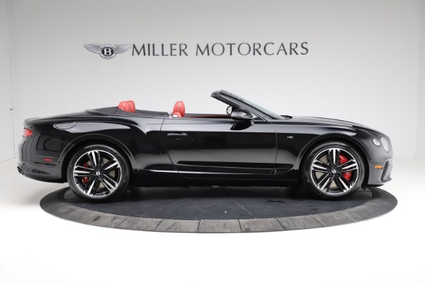 New 2021 Bentley Continental GT V8 for sale $263,905 at Alfa Romeo of Greenwich in Greenwich CT 06830 8