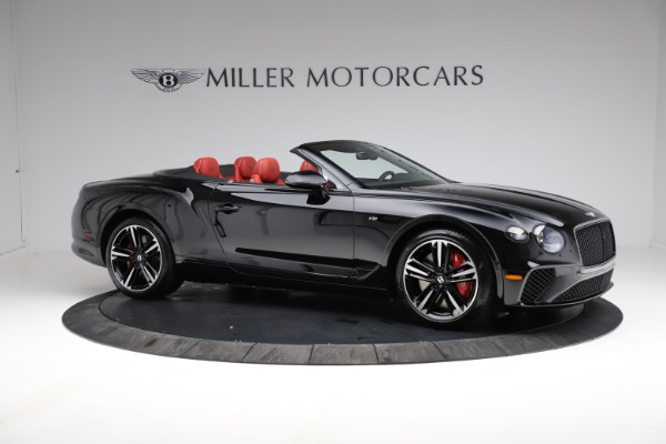 New 2021 Bentley Continental GT V8 for sale $263,905 at Alfa Romeo of Greenwich in Greenwich CT 06830 9