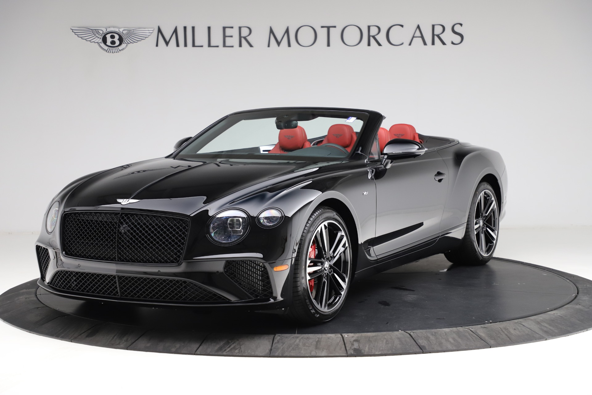 New 2021 Bentley Continental GT V8 for sale $263,905 at Alfa Romeo of Greenwich in Greenwich CT 06830 1