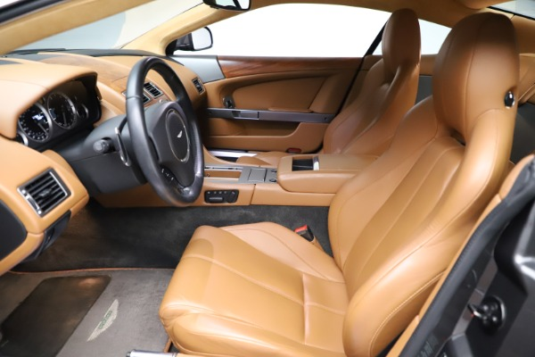 Used 2012 Aston Martin DB9 for sale Call for price at Alfa Romeo of Greenwich in Greenwich CT 06830 13