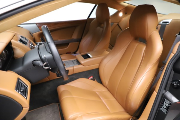 Used 2012 Aston Martin DB9 for sale Call for price at Alfa Romeo of Greenwich in Greenwich CT 06830 14
