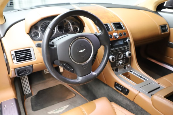 Used 2012 Aston Martin DB9 for sale Call for price at Alfa Romeo of Greenwich in Greenwich CT 06830 15
