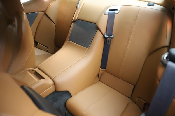 Used 2012 Aston Martin DB9 for sale Call for price at Alfa Romeo of Greenwich in Greenwich CT 06830 17